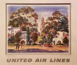 United Calendar Series - Balboa Park, San Diego, CA
