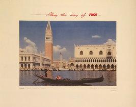 TWA - Venice, Italy