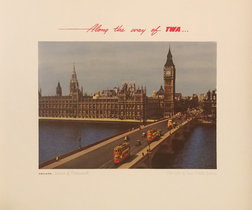TWA - London