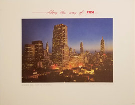 TWA - New York Lights