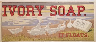 Ivory Soap (maquette)