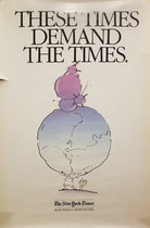 The New York Times - These Times Demand The Times