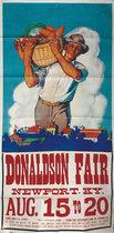 Donaldson Fair Newport Kentucky August 15 - 20 (Man & Basket)