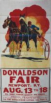 Donaldson Fair Newport Kentucky August 13-18 (Horse & Rider)