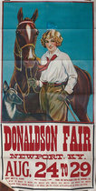 Donaldson Fair Newport Kentucky August 13-18 (Girl & Horse)