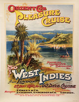 Orient Co's Pleasure Cruise