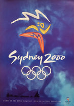 Sydney Olympics 2000 Logo
