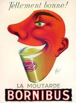 Bornibus Mustard (Oversized)