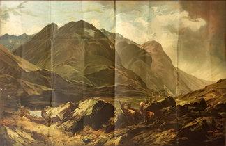 Landscape - Scottish (LMS Glencoe TRIMMED)
