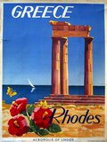Greece - Rhodes (Acropolis of Lindos)