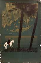 Intourist Green (Man on Horse)
