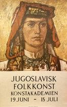 Jugoslavisk Folkkonst