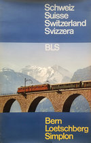 Bern-Loetschberg-Simplon (Train Bridge)
