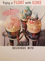 Enjoy a Float with Coke (Small)