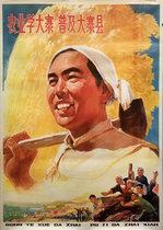 Chinese Propaganda (Farmer)