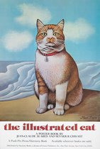 The Illustrated Cat (A Poster Book By Jean-Claude Suares and Seymour Chwast)