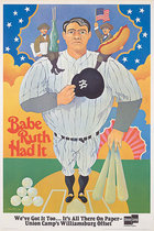 Babe Ruth Had It Union Camp's Williamsburg Offset