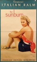 Campana's Italian Balm for Sunburn