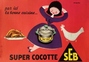 Super Cocotte SEB