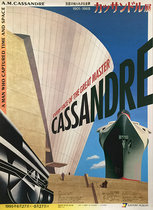Every Face of the Great Master Cassandre A Man Who Captured Time and Space