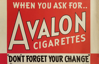 Avalon Cigarettes- Red & White