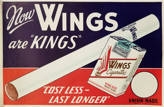 Now Wings are Kings