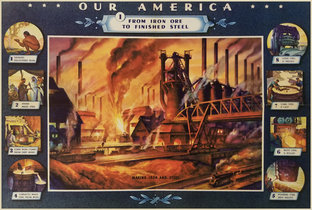 Our America 1 - From Iron Ore to Finished Steel