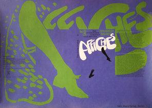Affiches (Toulouse Lautrec legs)