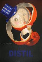 Distil Edition: Distil (Orange Face)