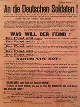 An Die Deutschen Soldaten!