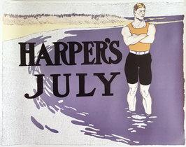 Distil Edition: Harper's July