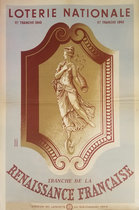 Loterie Nationale Renaissance Francaise