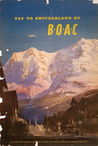 BOAC Fly to Switzerland