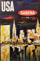 Sabena - New York