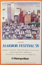 NYC Harbor Festival 1978 Metropolitan