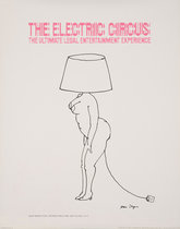 The Electric Circus- The Ultimate Legal Entertainment Experience (Lampshade Lady)