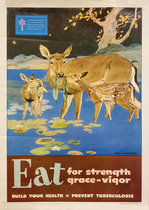 Eat for Strength Grace Vigor (Deer)