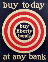 But Today at Any Bank - Buy Liberty Bonds (Target)