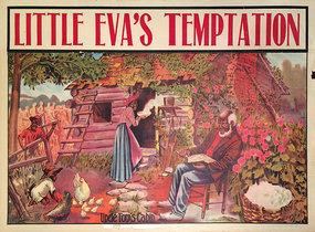 Little Eva's Temptation Uncle Tom's Cabin