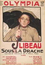 Olympia Libeau Saison D'Ete 1922 Sous La Drache