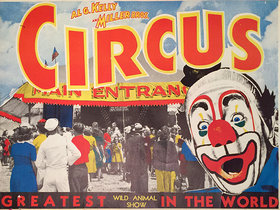 Circus AL G. Kelly and Miller Bros.