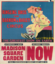 Ringling Bros and Barnum and Bailey Circus Madison Square Garden