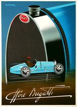 More Bugatti