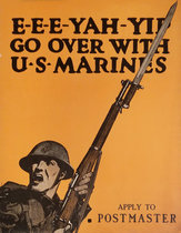 Go over With The Marines