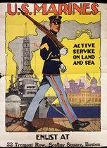 U.S. Marines Enlist - Walking John (Trimmed)