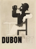 Dubonnet (Black & White)