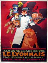Le Lyonnais Jambons and Saucissons