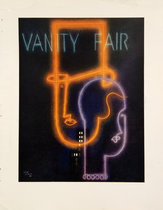 Vanity Fair - Top Hat and Skyline