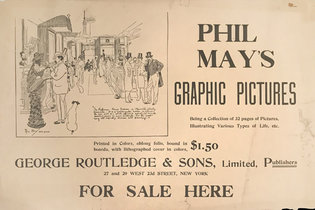 Phil May's Graphic Pictures