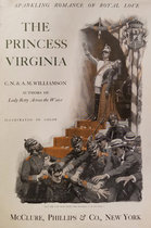 The Princess Virginia by C.N. & A.M. Williamson